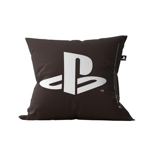 Imagem de Almofada Playstation Classic 40 X 40 Cor Preto Licenciado Sony