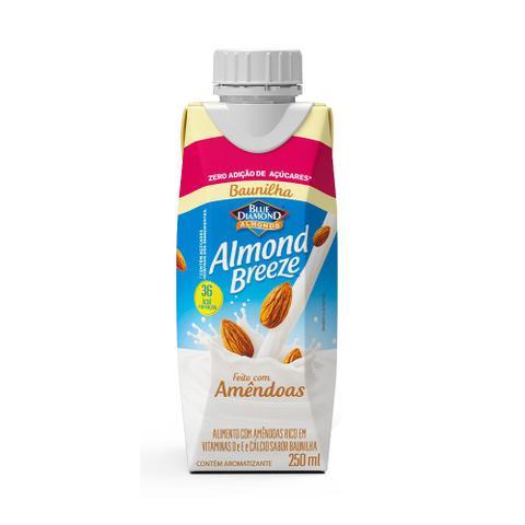 Imagem de Almond Breeze Bebida Amêndoas Baunilha 0% Açúcar 250ml
