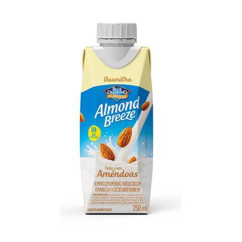 Imagem de Almond Breeze Bebida Amêndoas Baunilha Vitamina D/e 250ml