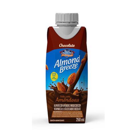 Imagem de Almond Breeze Bebida Amêndoas Chocolate Vitamina D/e 250ml