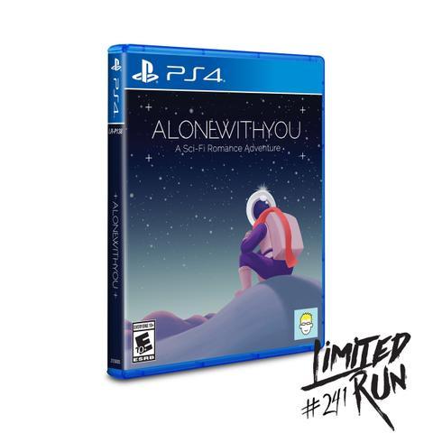 Jogo Alone With You - Playstation 4 - Sony