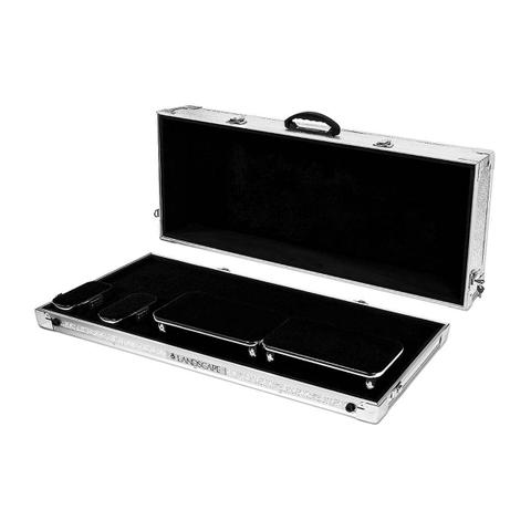 Imagem de Aluminum Case com base para fixação para pedais 90x37cm AC500 - Landscape
