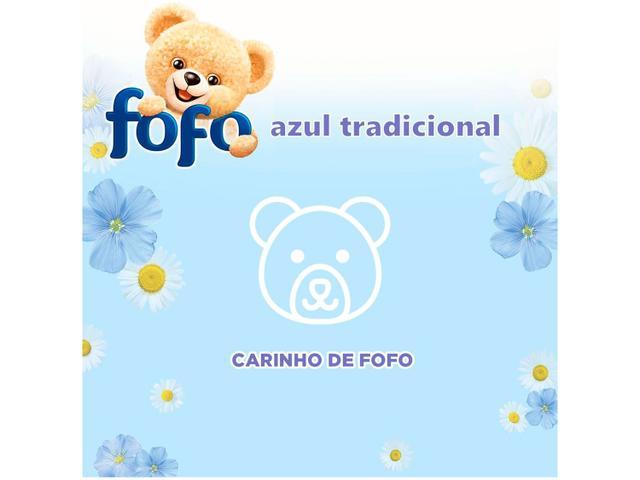 Imagem de Amaciante Fofo Azul Tradicional