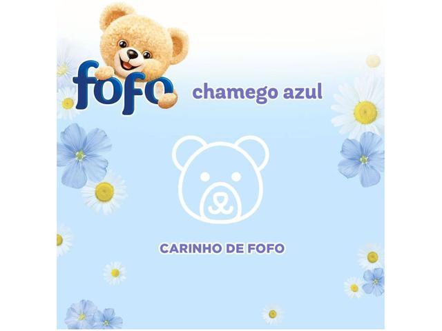 Imagem de Amaciante Fofo Chamego Azul