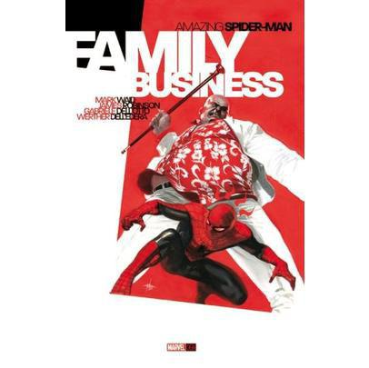 Imagem de Amazing Spider-Man - Family Business