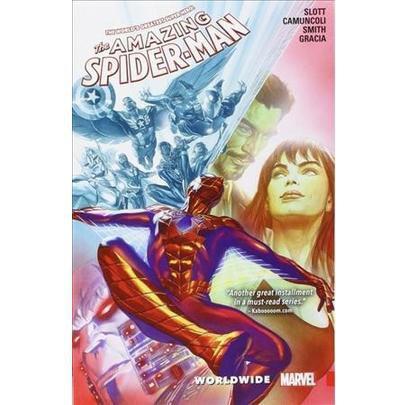 Imagem de Amazing Spider-Man- Worldwide Vol. 3