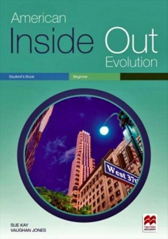 Imagem de American inside out evolution beginner sb