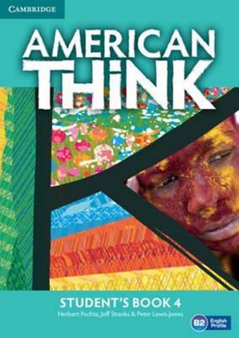 Imagem de American think 4 sb - 1st ed - Cambridge University