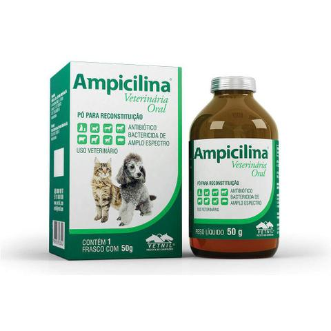 Imagem de Ampicilina Oral Vetnil 50g