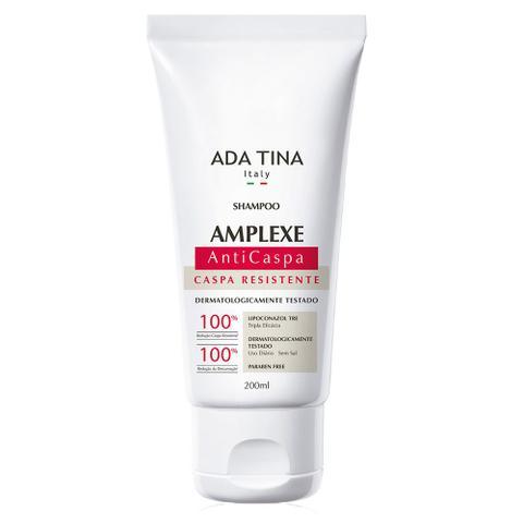 Imagem de Amplexe Caspa Resistente Ada Tina - Shampoo Anticaspa