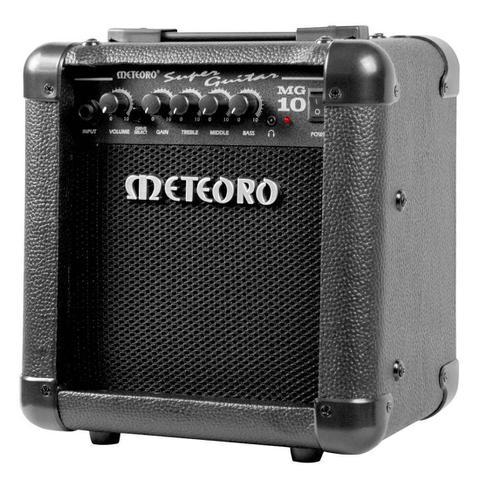 Imagem de Amplificador Combo de Guitarra Meteoro Super Guitar MG10