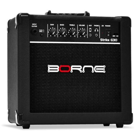 Imagem de Amplificador de Guitarra Borne Strike G30 15w