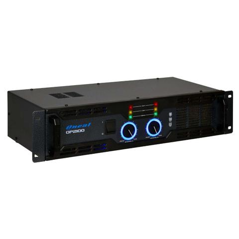 Imagem de Amplificador de Potência OP 2100 290 WRms - ONEAL