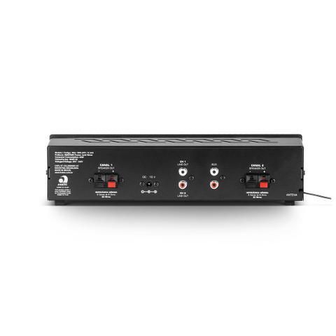 Imagem de Amplificador de Potência SLIM1600APPG2 Bluetooth SD 60W RMS Frahm