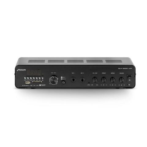 Imagem de Amplificador de Potência SLIM3000APPG2 Bluetooth 200W Frahm