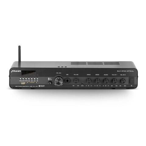 Imagem de Amplificador de Potência SLIM3700APPOPTI Bluetooth 240W Frahm