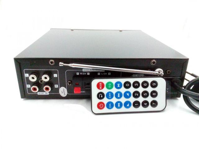 Imagem de Amplificador de som com Bluetooth lelong le-705