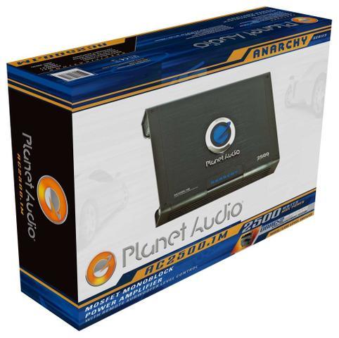 Imagem de Amplificador Modulo Potência1 Canal - Planet Audio/ac2500.1m