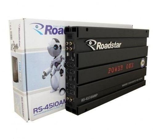 Imagem de Amplificador Módulo Roadstar Rs-4510amp Power One 2400 Watt