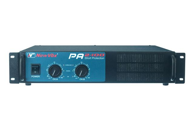Imagem de Amplificador Potencia New Vox PA 2400 - 1200 W RMS