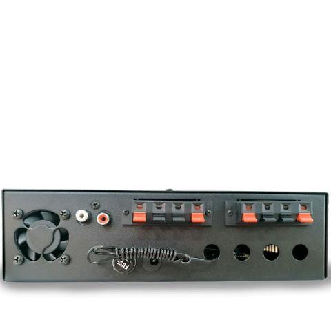Imagem de Amplificador Som Ambiente Bluetooth 4 canais