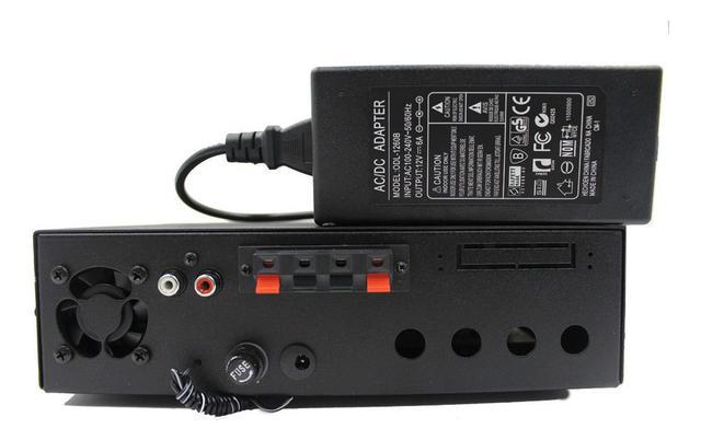 Imagem de Amplificador Som Residencial Comercial 300w Rms 2 Canais