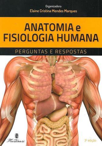 Imagem de Anatomia E Fisiologia:Perguntas E Respostas - 3ª Ed. 2018