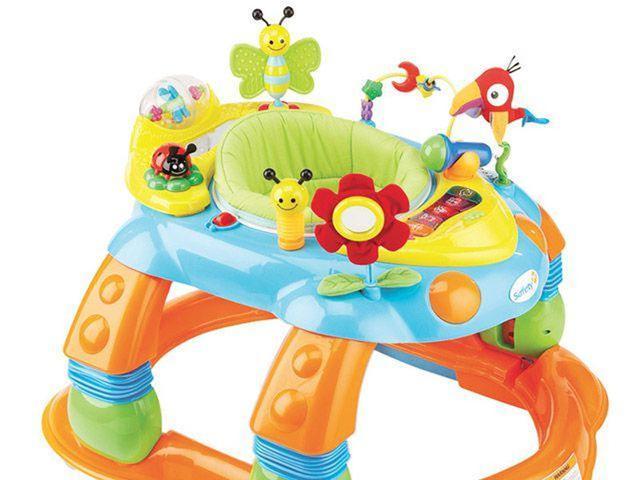 Imagem de Andador com Centro de Atividades - Safety1st Melody Garden