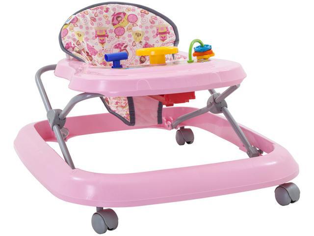 Imagem de Andador para Bebê com Bandeja de Brinquedos