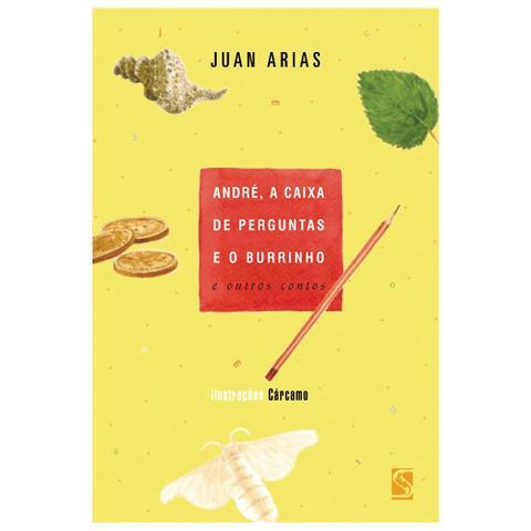 Imagem de André, A Caixa de Perguntas e o Burrinho - Salamandra - Editora Salamandra
