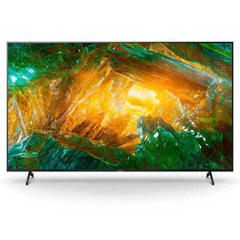 "Tv 75"" Led Sony 4k - Ultra Hd Smart - Xbr-75x805h"