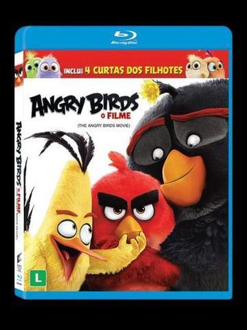 Imagem de Angry Birds - o Filme (Blu-Ray)