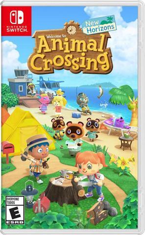 Imagem de Animal Crossing New Horizons - Switch
