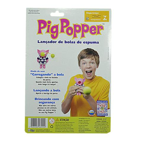 Imagem de Animal Poppers - Pig Popper - DTC