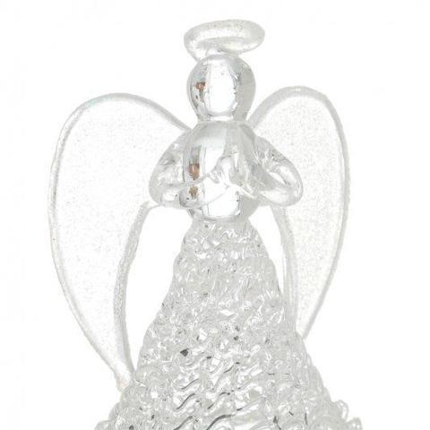 Imagem de Anjo com luz branco