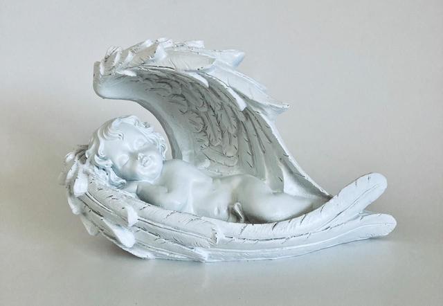 Imagem de Anjo em resina