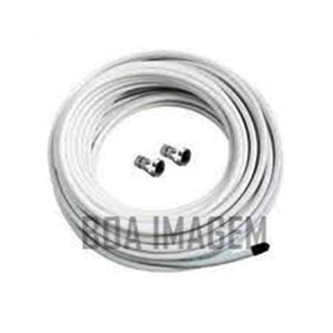 Imagem de Antena mini parabólica Claro Tv Pré-Pago Mercantil 3 Receptores Digital SD + Antena 60 cm