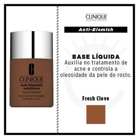 Imagem de Anti-Blemish Solutions Liquid Makeup Clinique - Base Liquida