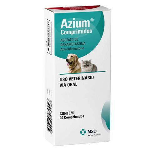 Imagem de Anti-inflamatório MSD Azium 20Un