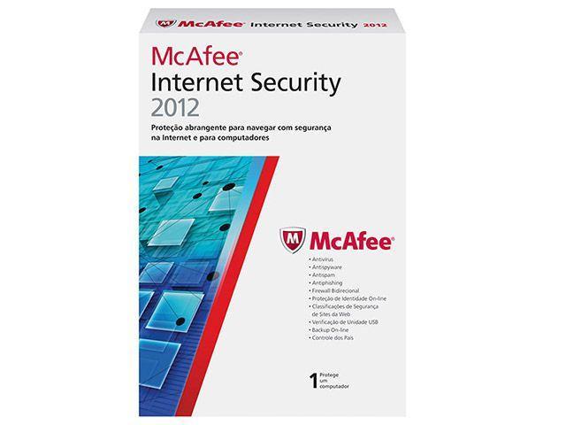 Imagem de Antivírus Internet Security 2012