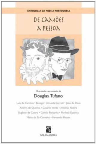 Imagem de Antologia da poesia portuguesa