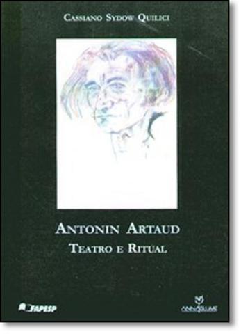 Imagem de Antonin Artaud: Teatro e Ritual - Annablume - Pod