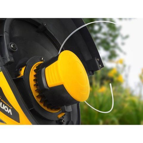 Imagem de Aparador de Grama Roçadeira Elétrica Com Fio Vonder AGV 1000 1000W 110V ou 220V