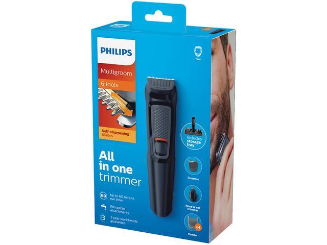 Imagem de Aparador de Pelos Philips Multigroom 3000