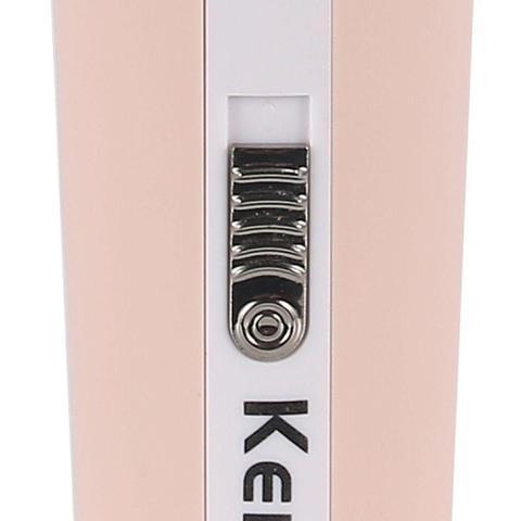 Imagem de Aparador Depilador Feminino 4 em 1 Shaver Recarregável Sobrancelhas Corporal - Kemei