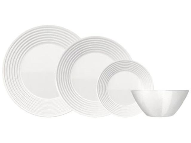Imagem de Aparelho de Jantar 16 Peças Duralex Branco