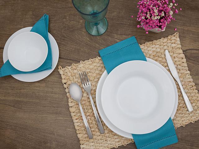 Imagem de Aparelho de Jantar 16 Peças Duralex Vidro