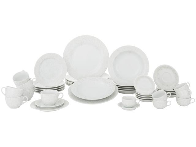 Imagem de Aparelho de Jantar 42 Peças Porcelana Schmidt