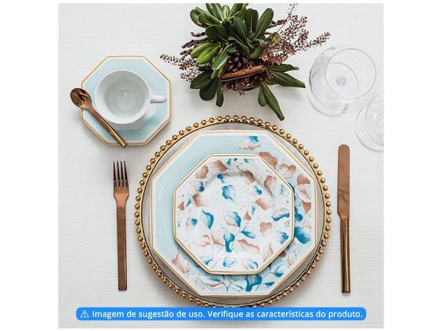 Imagem de Aparelho de Jantar Chá 30 Peças Schmidt