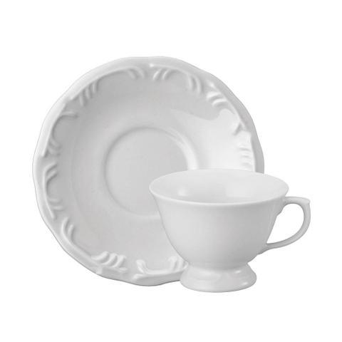 Imagem de Aparelho de Jantar Chá Café Schmidt Porcelana Pomerode 42 Peças